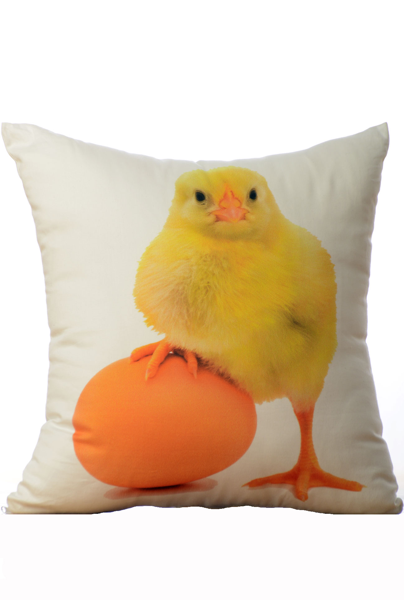 Dekorační polštář - Kuře
