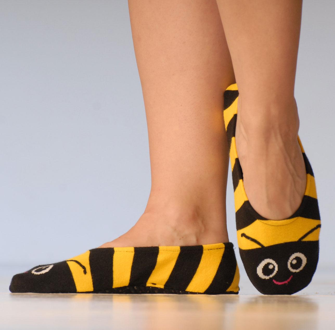 Papuče – Včelky