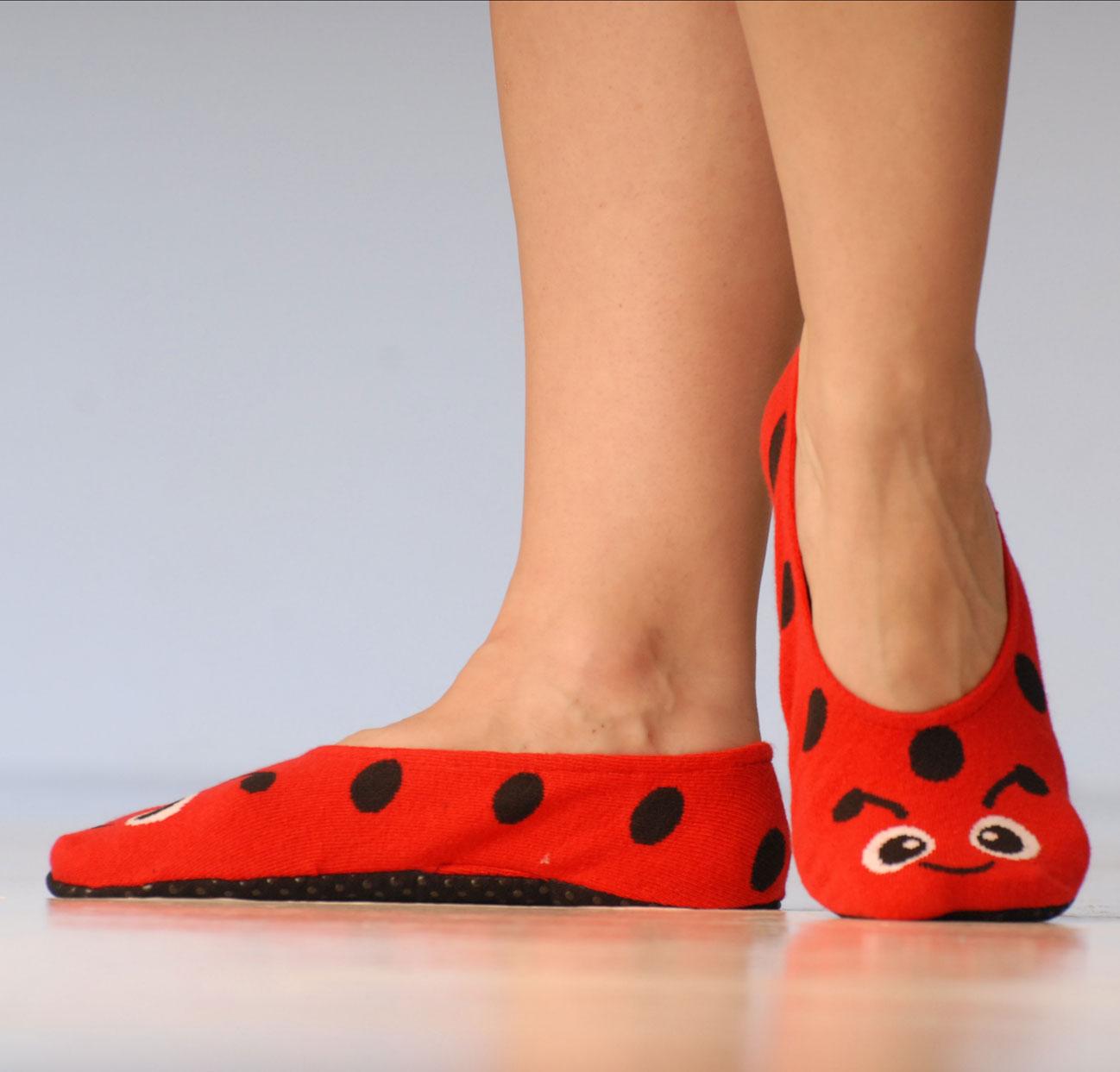 Papuče – Berušky