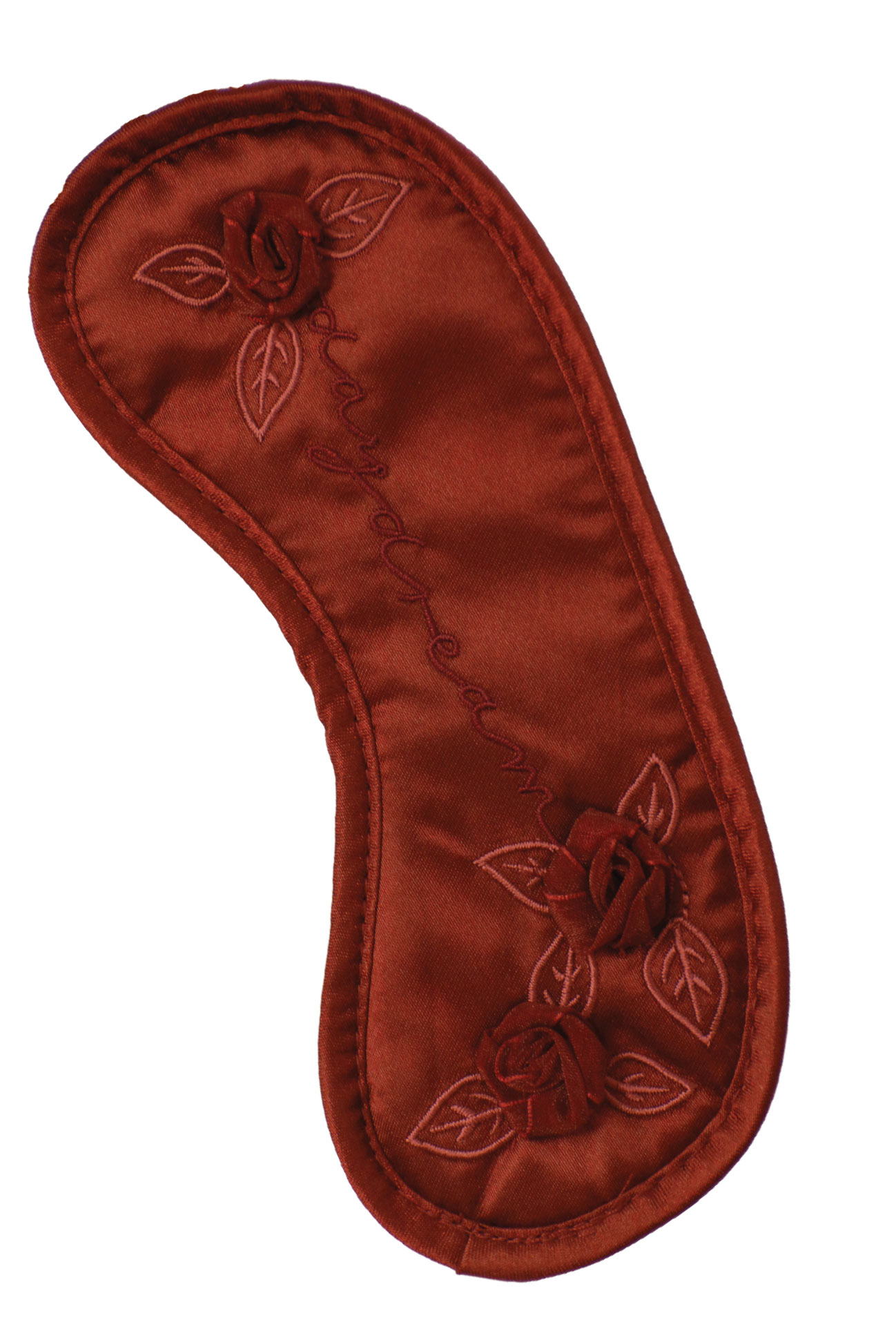 Maska na spaní - Růžičky